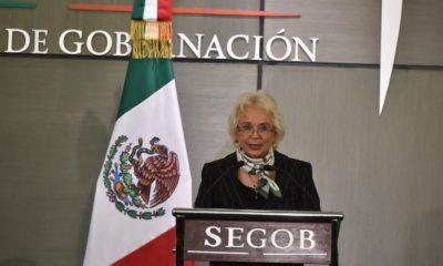 Olga Sánchez Cordero se pronunció respecto a los megasalarios