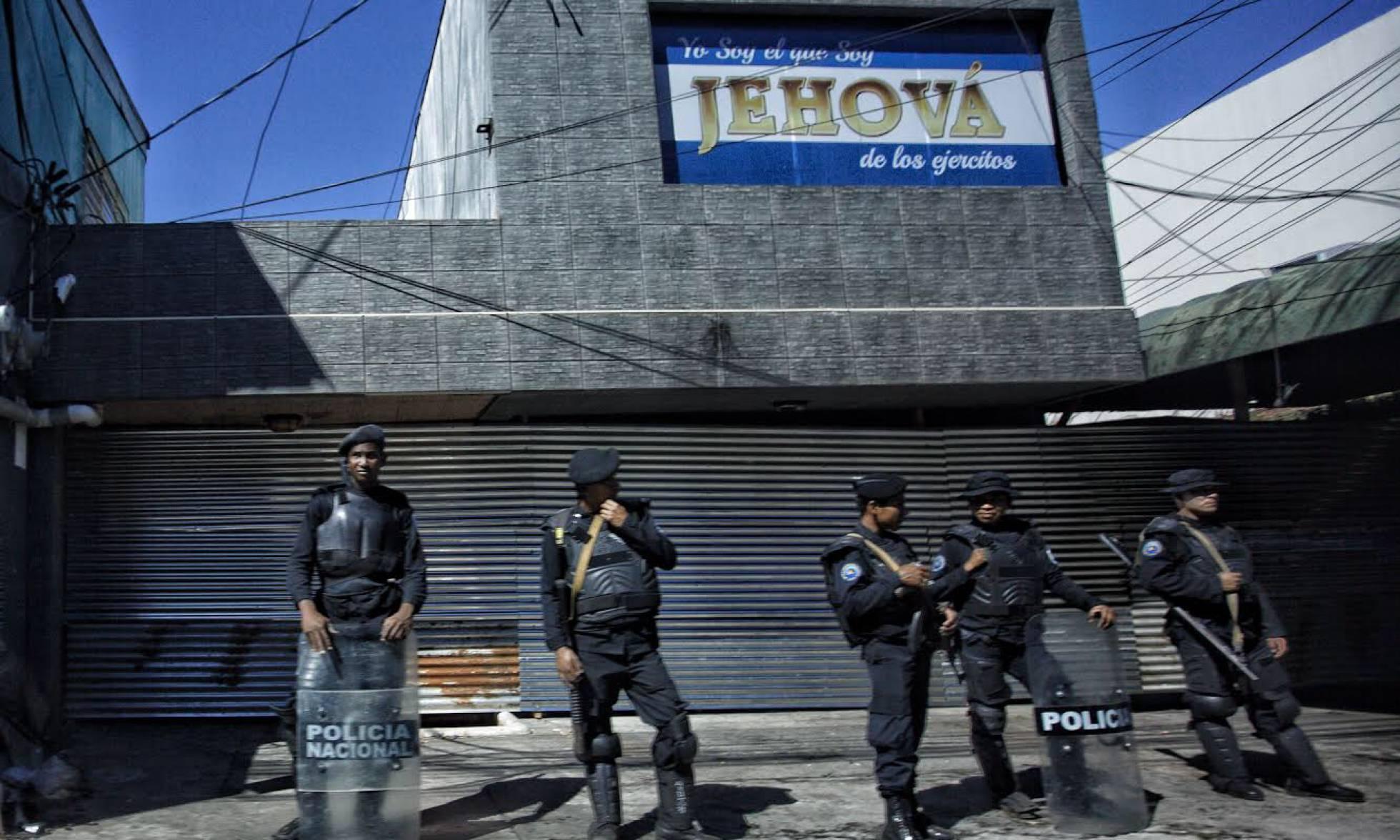 Ortega allanan crítico
