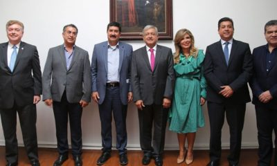 AMLO, Obrador, Secretaría de Economía, Firma del Decreto de Estímulos Fiscales de la Región Fronteriza Norte, apoyo, decreto, Monterrey, Nuevo León, Norte