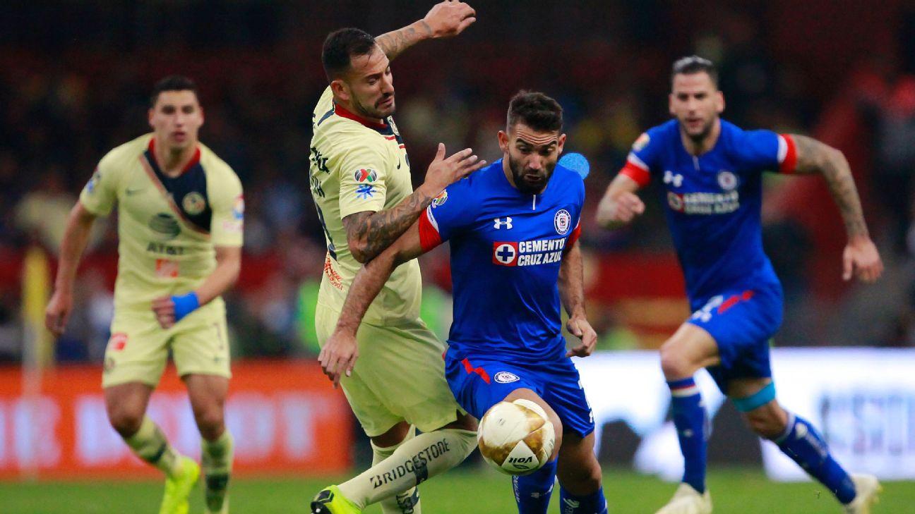 América, Cruz azul, Final, Liga MX