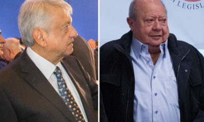 AMLO, Deschamps, Romero, Pemex, Andrés Manuel, López Obrador, gasolina, sindicato, combustible, petróleos mexicanos, mañanera, desabasto, robo, corrupción,