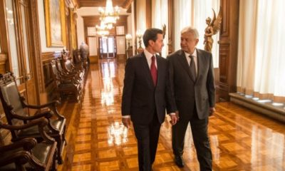 "AMLO hereda de Peña Nieto ""catástrofe"" en DH: Human Right Watch"