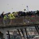 Chalecos Amarillos vuelven a salir a las calles en Francia el gobierno francés afirma que quieren derrocarlo