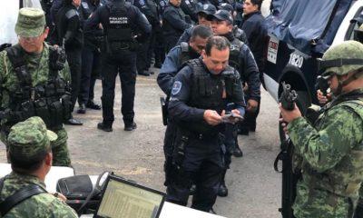 México detención