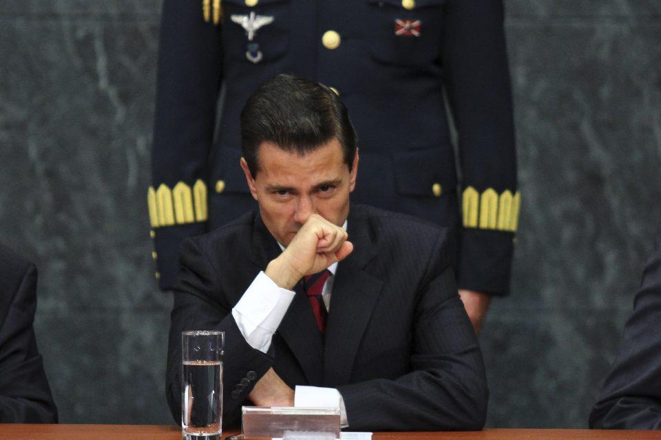 OCDE México Corrupto