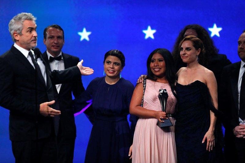 Roma Critics Choice Awards