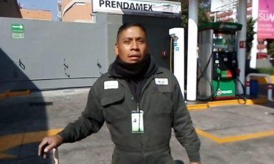 Encargados de las distintas gasolinerías en la Alcaldía Cuauhtémoc señalan comunicación limitada con PEMEX