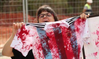 Violación tumultuaria a menor cimbra a Argentina