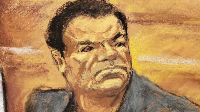 'El Chapo' pagó 100 mdd a EPN, afirma testigo en juicio en EU