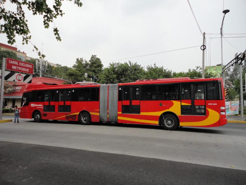 metrobús juez