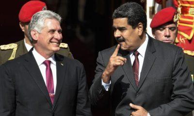 Juan Guaidó, Cuba, Venezuela, Miguel Díaz-Canel, Nicolas Maduro, Maduro, Canel, Cuba, Habana, Caracas, Golpe de Estado, Guaidó,