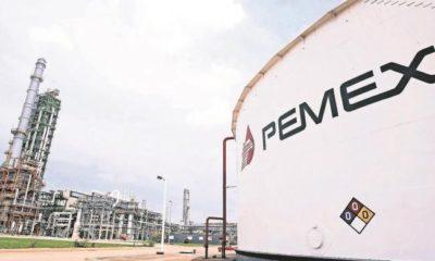 producción crudo pemex