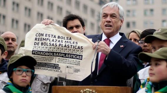 Chile, Prohíbe, Bolsas Plásticas, Bolsas, Plástico, Medio Ambiente, Chao Bolsas, Primer País, América Latina, Contaminación,