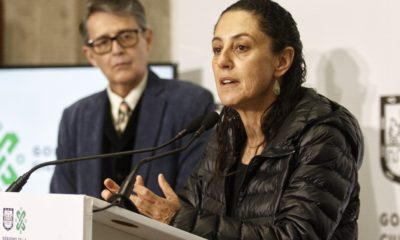 Claudia Sheinbaum dio adelantos de los trabajos en materia ambiental y su futura titularidad