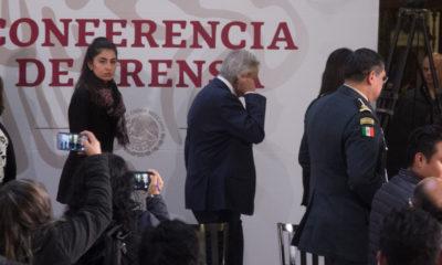 La falsa alarma que sí sonó en Palacio Nacional