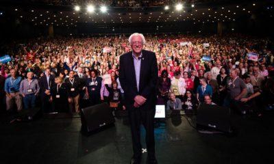 Bernie Sanders vuelve a la carga por la presidencia de Estados Unidos