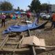 Bloqueos en las vías férreas por parte de la CNTE