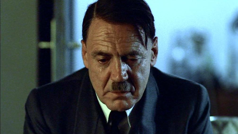Bruno Ganz, interpretó a Adolf Hitler en la película El Hundimiento