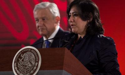 Irma Eréndira Sandoval ha sido una de las encargadas de aclarar dudas sobre las declaraciones patrimoniales de los Funcionarios