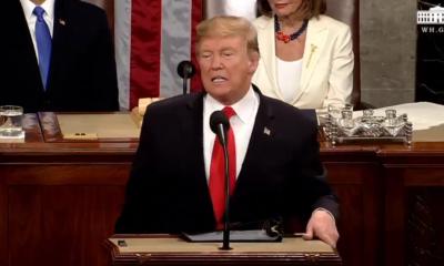 Donald Trump volvió a arremeter en contra de los Demócratas por ofrecer poco dinero para el Muro