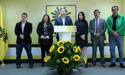 El PRD es uno de los partidos más afectados después de las elecciones de 2 de julio de 2018