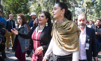 Claudia Sheinbaum inauguró en Iztapalapa el programa de desarme voluntario