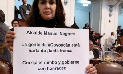 Exigen a Manuel Negrete despedir a asesor ligado a extorsión
