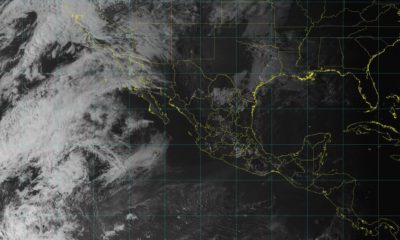 México clima lluvias chubascos Conagua
