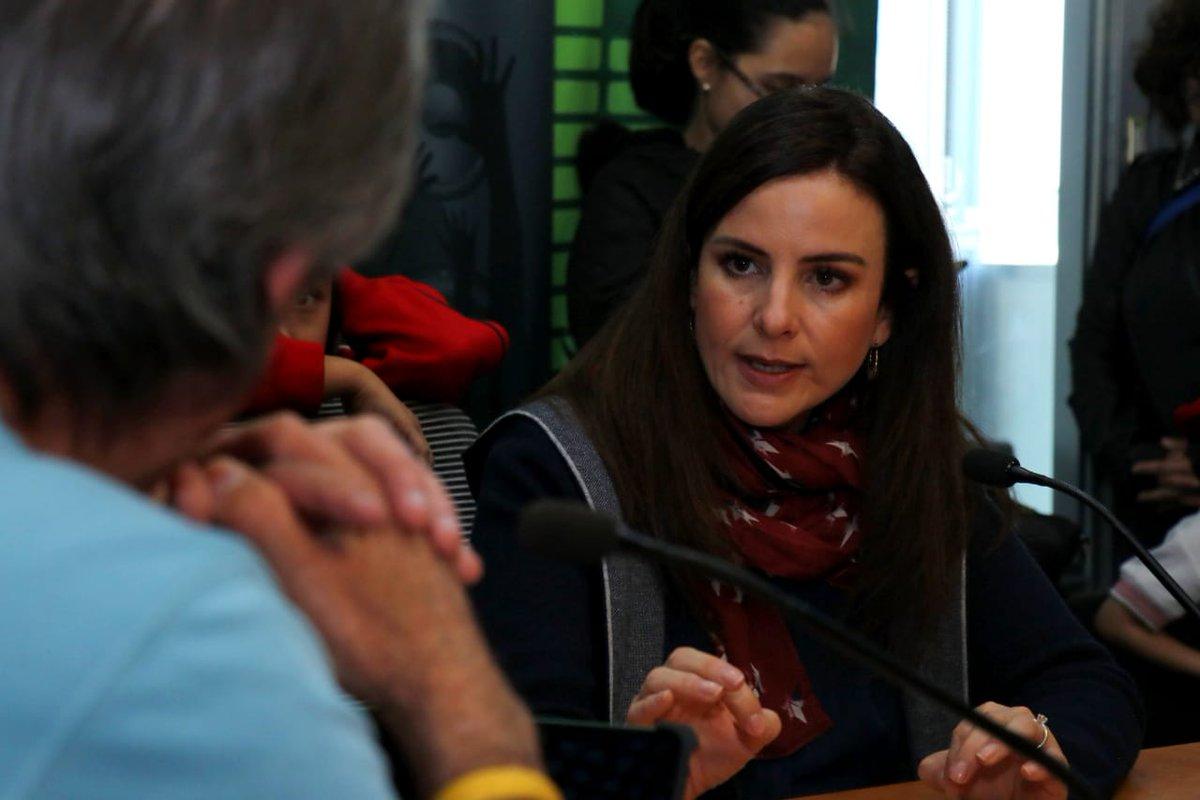 Nancy de la Sierra será impulsada por la dirigencia Nacional del PT como precandidata a la gubernatura de Puebla