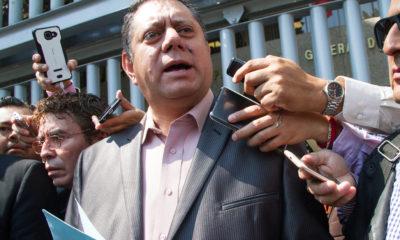 Nuevo sindicato de petroleros presentó una denuncia en contra del líder sindicar Carlos Romero Deschamps