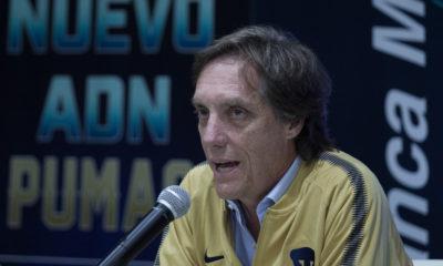 """Ares de Parga, anunció que para 2021 Pumas tendrá dinero suficiente para volver a contratar a jugadores de """"a deveras"""""""