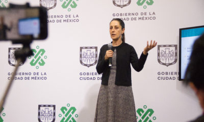 Sheinbaum, Fórmula 1, Torruco, Secretaría de Turismo