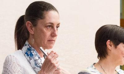 Claudia Sheinbaum ha señalado que tiene enemigos que le hacen campaña negativa, así como la existencia de indeseables del PRD