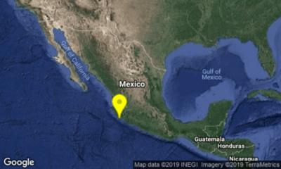 Sismo en Manzanillo, Colima(1)