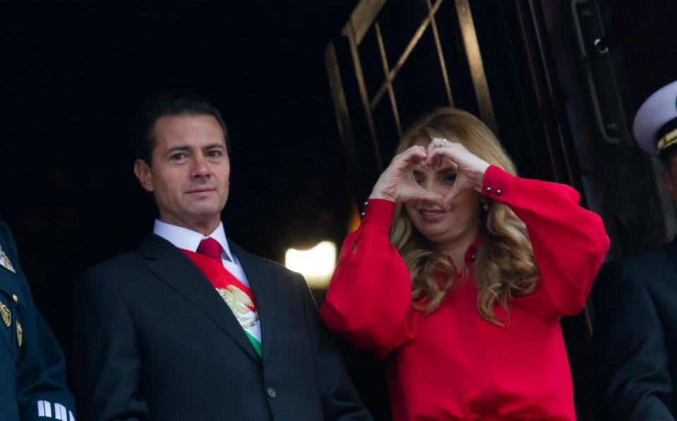 Enrique peña Nieto, Angélica Rivera, Tania Ruiz, expresidente, separación, divorcio,