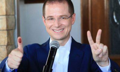 Ricardo Anaya, Anaya, Exonerado, PGR, Enrique Peña Nieto, Lavado de Dinero, Nave industrial, Robo, Chicken Little, candidato presidencial,