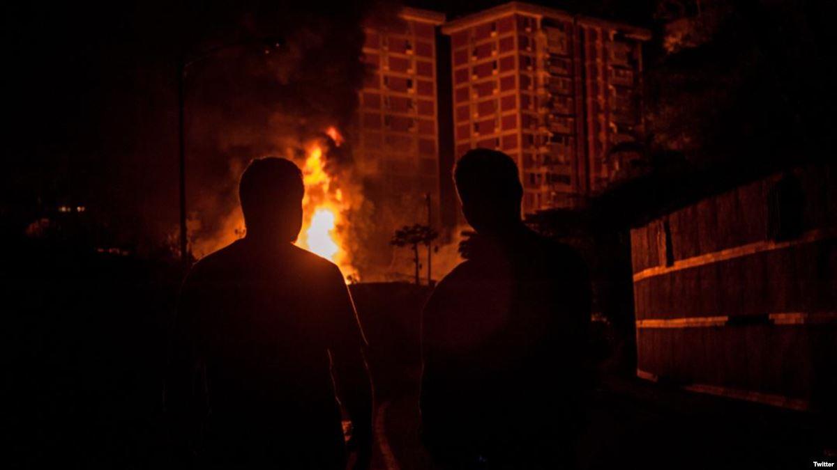 Venezuela, Transformador, Juan Guaidó, Nicolás Maduro, Crisis, Luz, Electricidad,