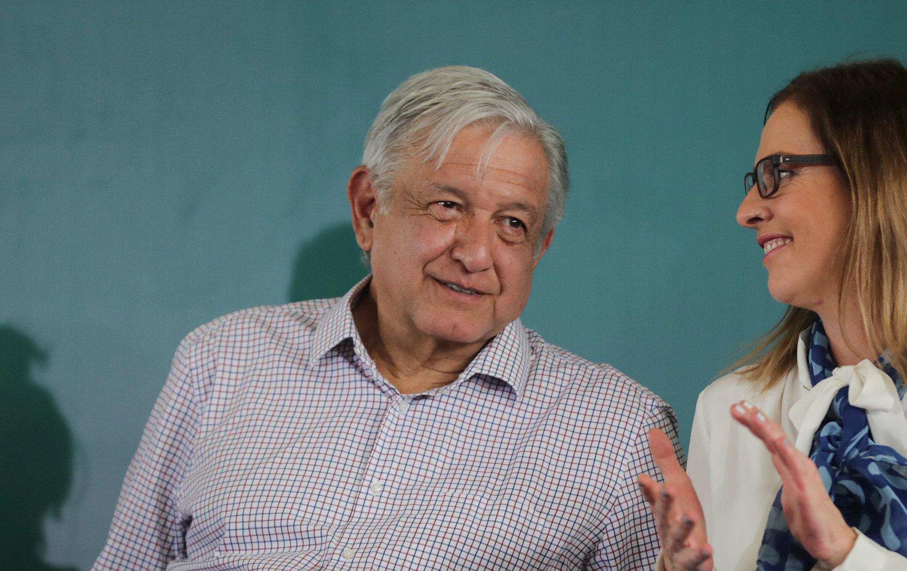 AMLO 8 de cada 10 mexicanos lo apoyan popularidad