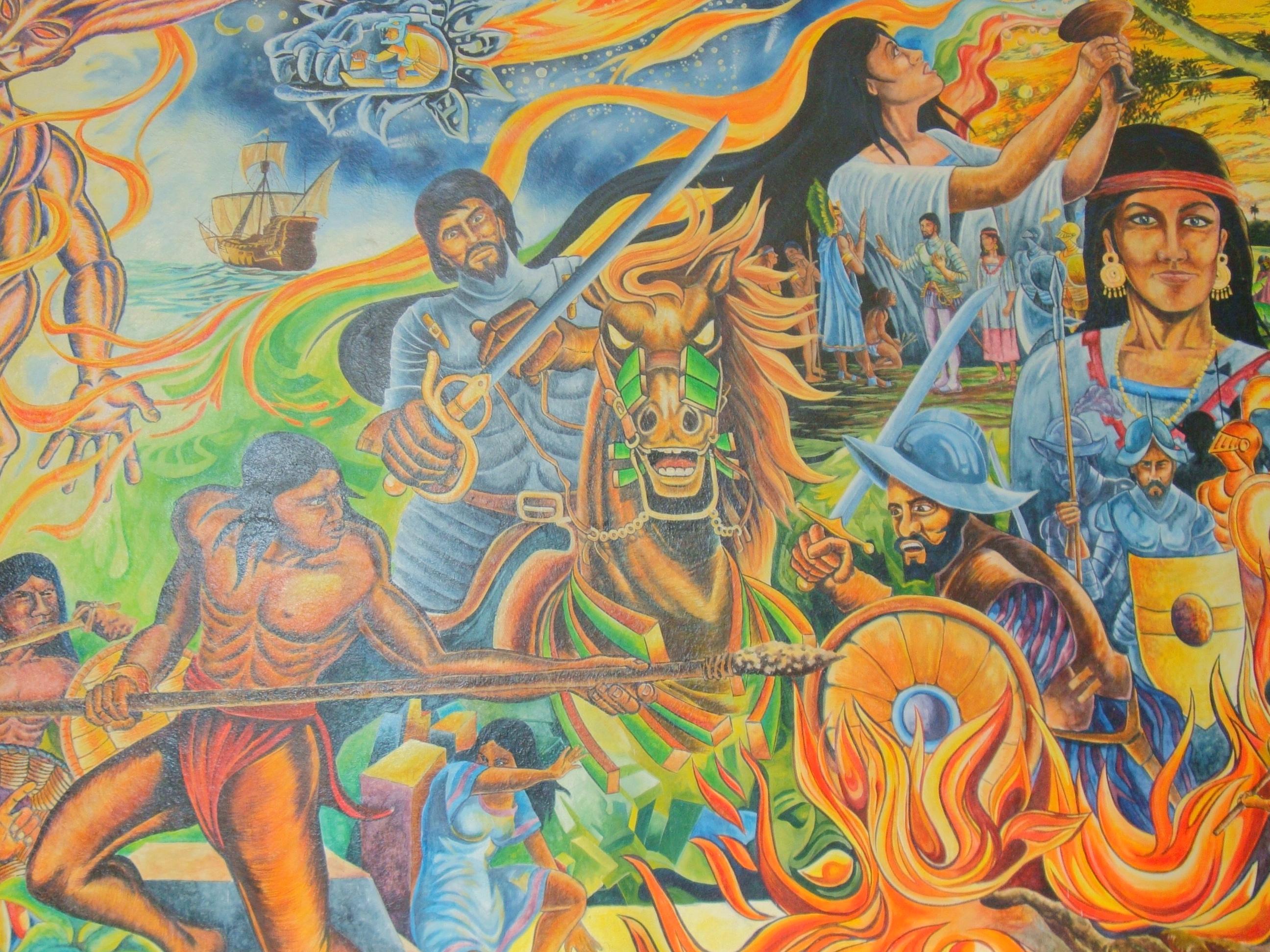 La Batalla de Centla: el primer acto de la conquista española