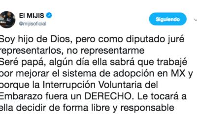 El Mijis, Mijis, San Luis Potosí, Aborto, Legalización, Mujeres, Twitter, En Pro,