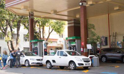 Gasolina precios México