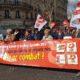 Marchas Francia Macron CGT Huelga