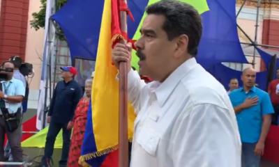 Nicolás Maduro apagón Venezuela energía eléctrica