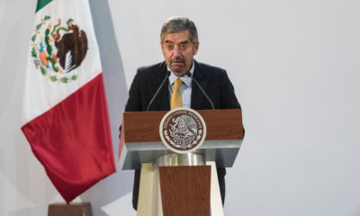 Juan Ramón de la Fuente ONU