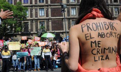 Aborto, Mujeres, México, Puebla, Tribunal, Lilly Téllez, Marcha, 8m, Feminicidio, Medicina,