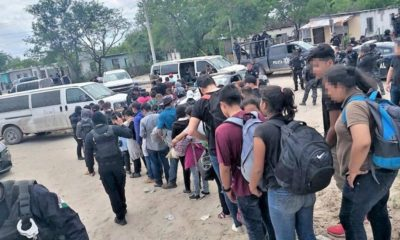 Migrantes, Reynosa, Rescate, 107, rescatan, Tamaulipas,
