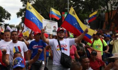 Venezuela: disputan la calle seguidores de Guaidó y Maduro