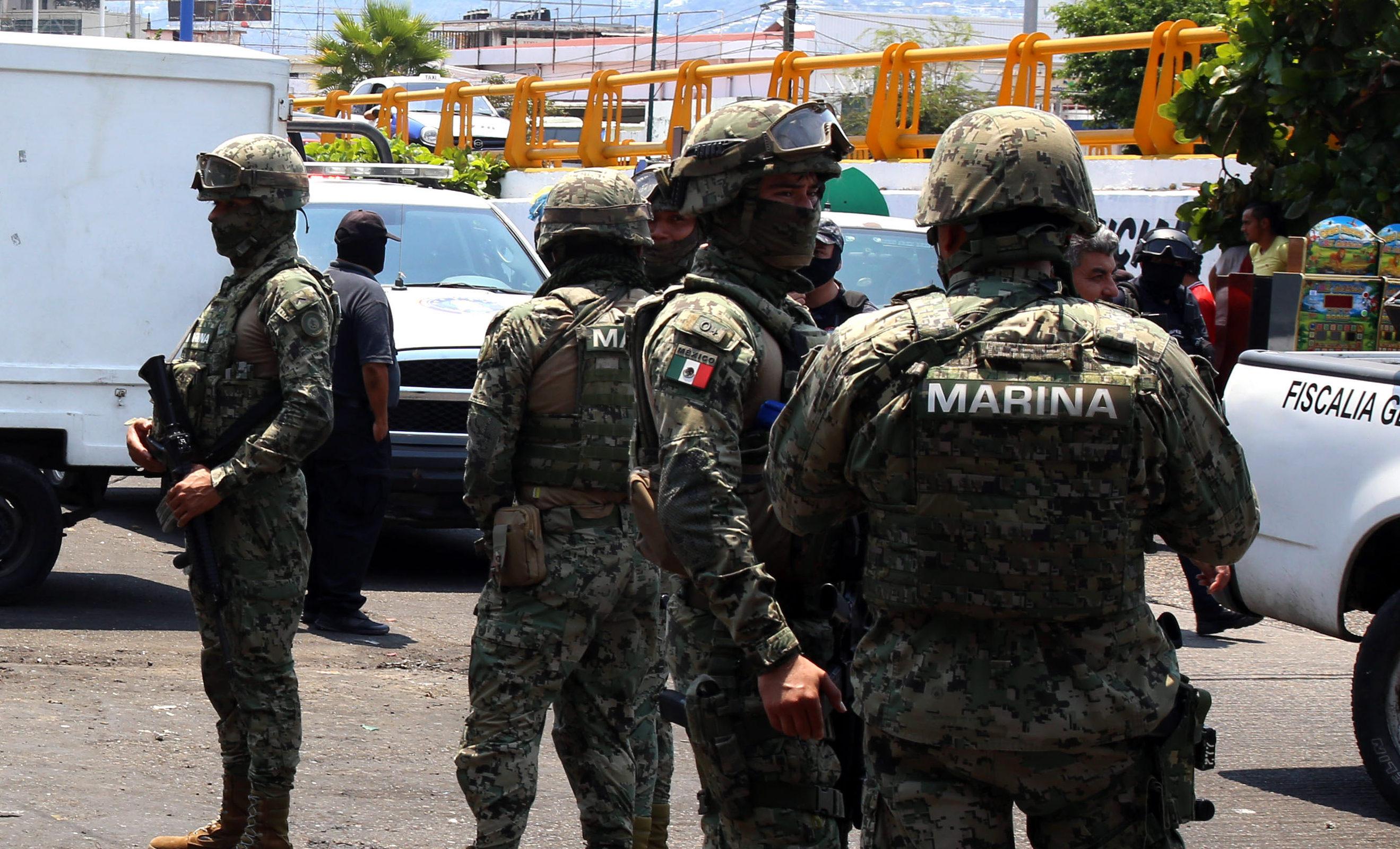 Marina Guardia Nacional México CNDH