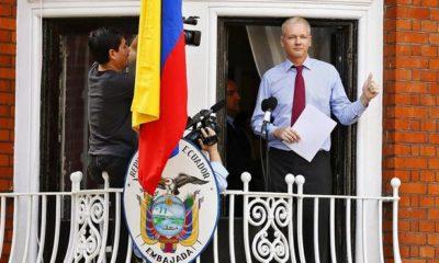 Assange, Julian Assange, Ecuador, Embajada, Reino Unido,