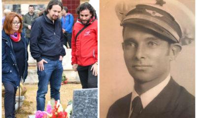 Pablo Iglesias familiar franquistas Guerra Civil Española